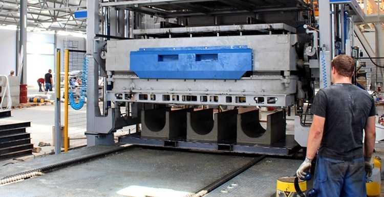 Политехнопрогресс производство ЖБИ изделий